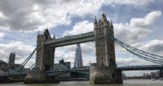 泰晤士河遊船 看見倫敦塔橋