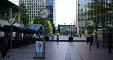 倫敦金融區 金絲雀碼頭