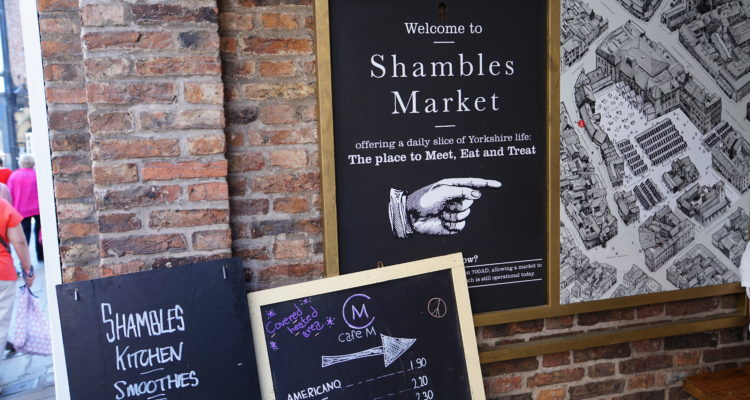 Shambels Market York