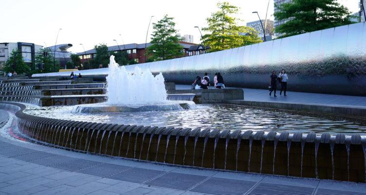 雪菲爾, Sheffield, 雪菲爾車站